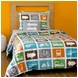 DwellStudio Transportation Multi Full Duvet Set