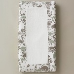 DwellStudio Woodland Tumble Mocha Changing Pad Cover