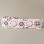 DwellStudio Zinnia Rose Bumper