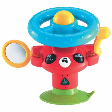 Early Learning Centre High Chair Steering Wheel