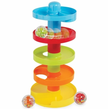 Early Years Roll 'n Swirl Ball Ramp