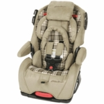 Eddie Bauer Deluxe 3 in 1 Convertible Car Seat in Bryant