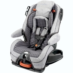 Eddie Bauer Deluxe 3 in 1 Convertible Car Seat in LRS
