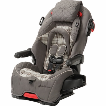 Eddie Bauer Deluxe 3-in-1 Convertible Car Seat - Stonewood