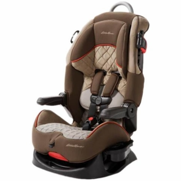 Eddie Bauer Deluxe High Back Booster Car Seat - Bellingham (2010)