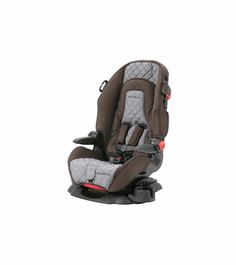 Toddler Booster Seat >> Eddie Bauer Deluxe High Back Booster Car Seat CHL