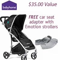 Emotion Stroller & Accessories