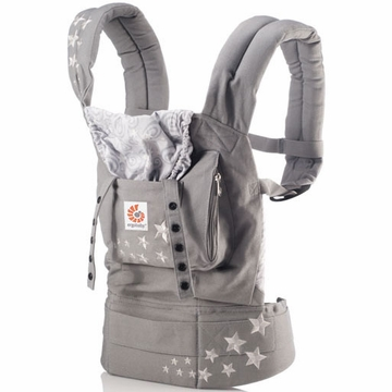 Ergobaby Carrier in Galaxy Grey