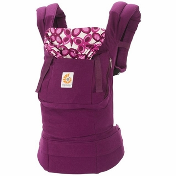 Ergobaby Carrier in Mystic Purple