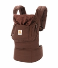 Ergobaby Carrier Organic Dark Chocolate