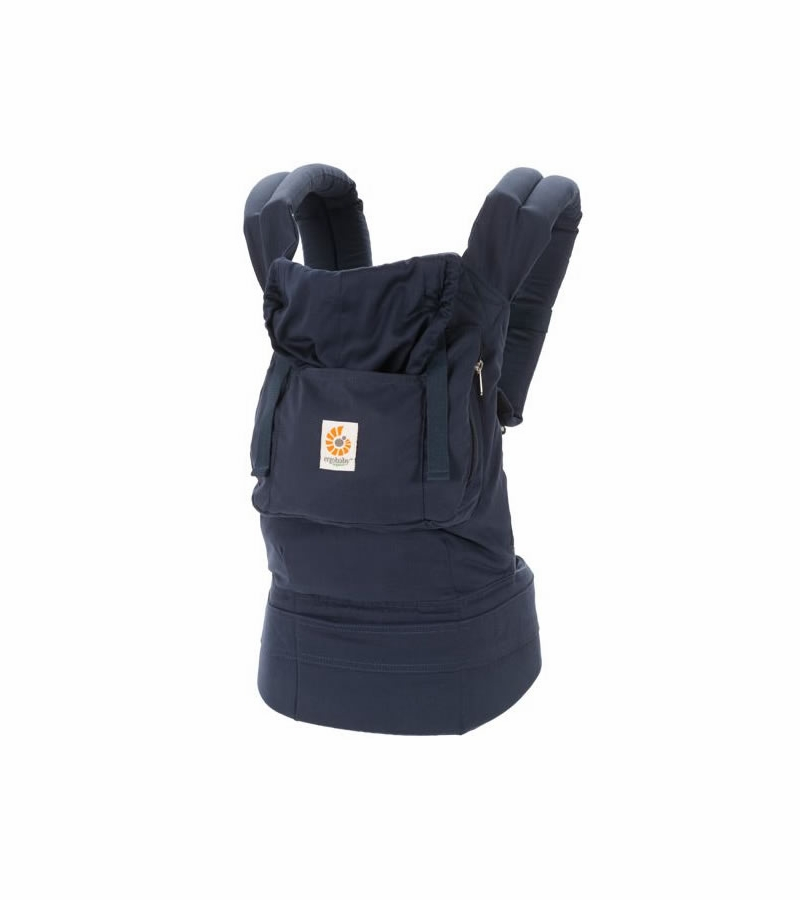 Ergobaby Organic Carrier Navy Midnight
