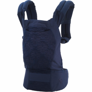 Ergobaby Designer Collection Carrier - Blue Lotus