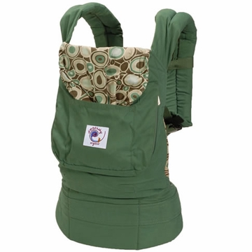 Ergobaby Organic Carrier - River Rock Green