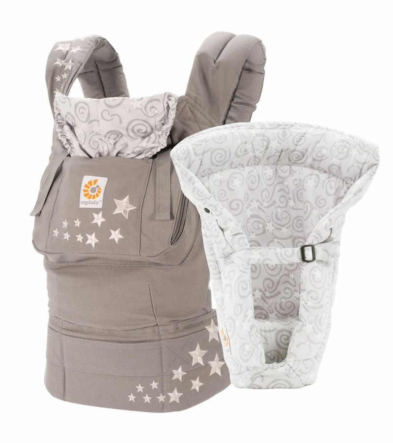 Ergobaby Original Bundle Of Joy Infant Carrier With Insert