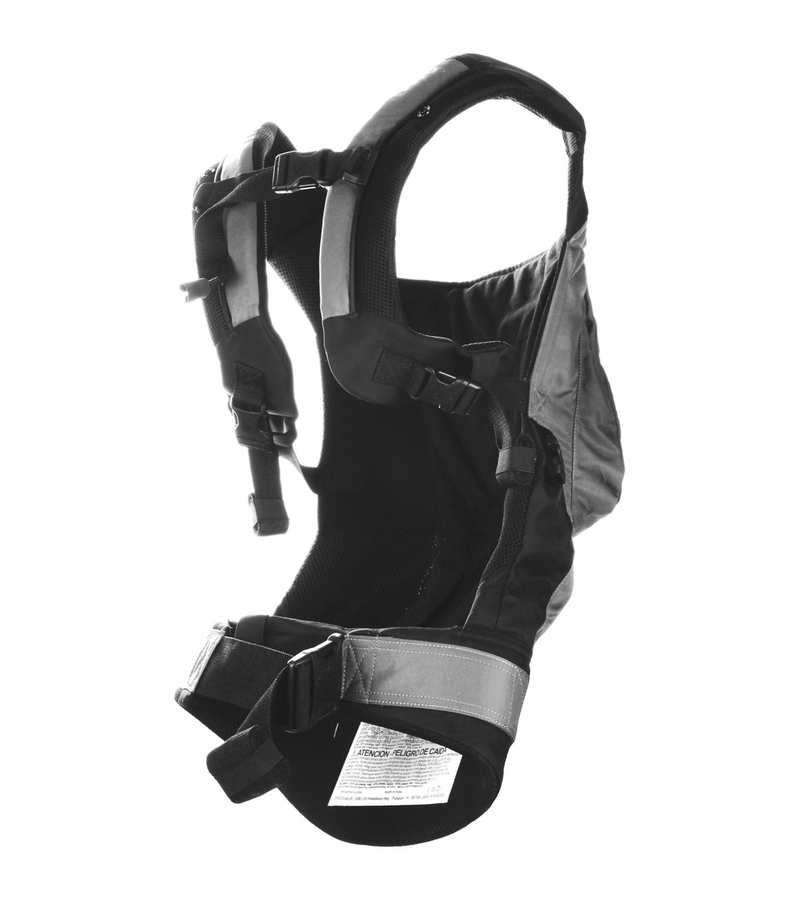 Ergobaby Performance Baby Carrier Charcoal Black