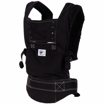 Ergobaby Sport Carrier in Black (Old Logo)