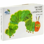 Eric Carle's The Very Hungry Caterpillar Board Book