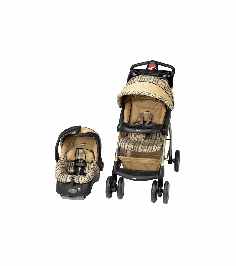 Evenflo Aura Select Travel System Seneca on evenflo brand