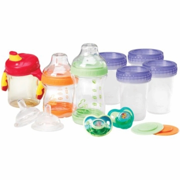 Evenflo Elan Infant Feeding Gift Set