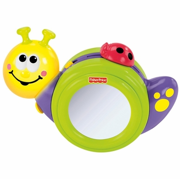 Fisher-Price 1-2-3 Crawl-Along Snail