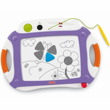 Fisher Price Classic Doodler - Purple
