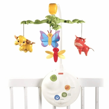 Fisher-Price Disney Baby The Lion King Projection Mobile