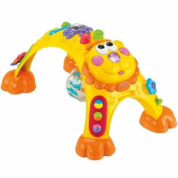 Fisher-Price Go Baby Go! Cruise-Around Activity Lion