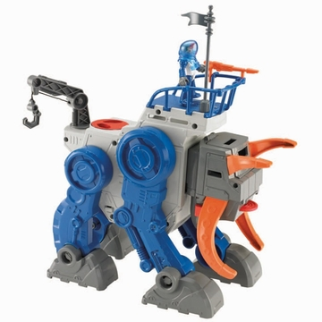 Fisher Price Imaginext Alpha Walker