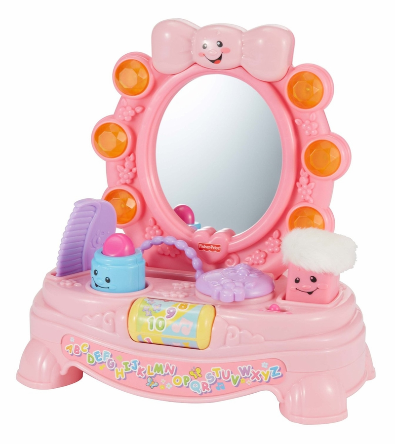 Fisher Price Laugh Amp Learn Magical Musical Mirror