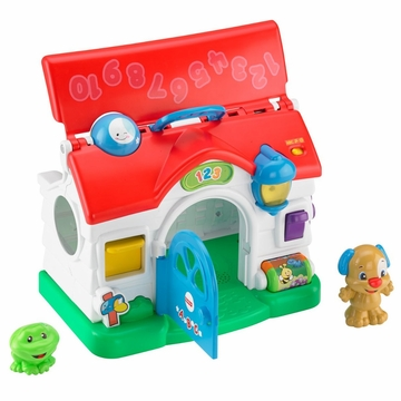 Fisher-Price Laugh & Learn Puppy�s Activity Home