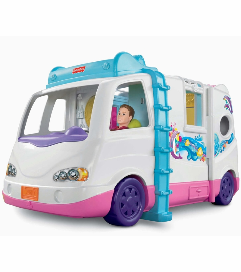 Fisher Price Loving Family Beach Vacation Mobile Home
