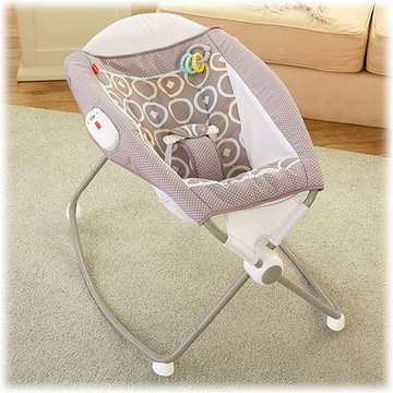 Fisher-Price Luminosity Rock 'n Play Sleeper