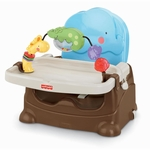 Fisher-Price Luv U Zoo Busy Baby Booster