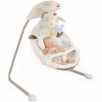 Fisher-Price My Little Lamb Cradle �n Swing
