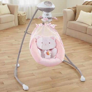 Fisher-Price My Little Snugakitty Cradle 'n Swing