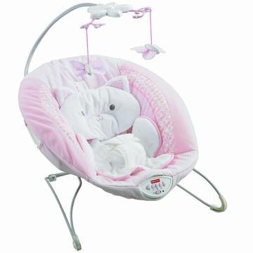 Fisher-Price My Little Snugakitty Deluxe Bouncer