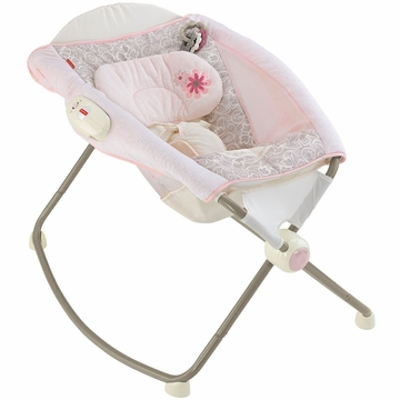 Fisher-Price My Little Sweetie Deluxe Rock 'n Play Sleeper