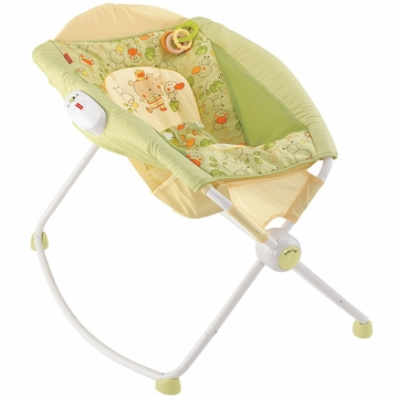 Fisher-Price Newborn Rock 'n Play Sleeper - Ducky