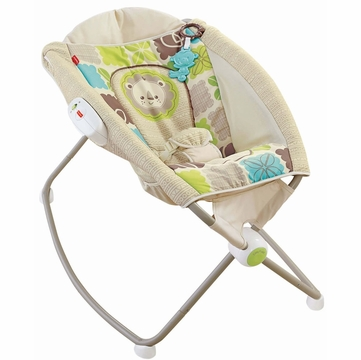 Fisher-Price Newborn Rock 'n Play Sleeper - Rainforest Friends