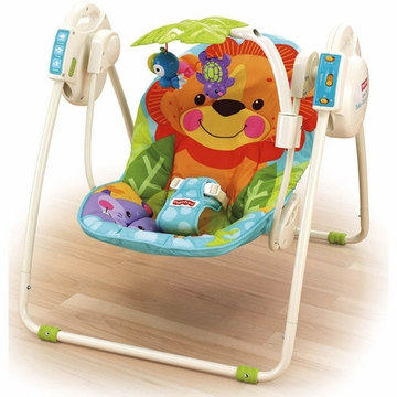 Fisher-Price Precious Planet Blue Sky Take-Along Swing