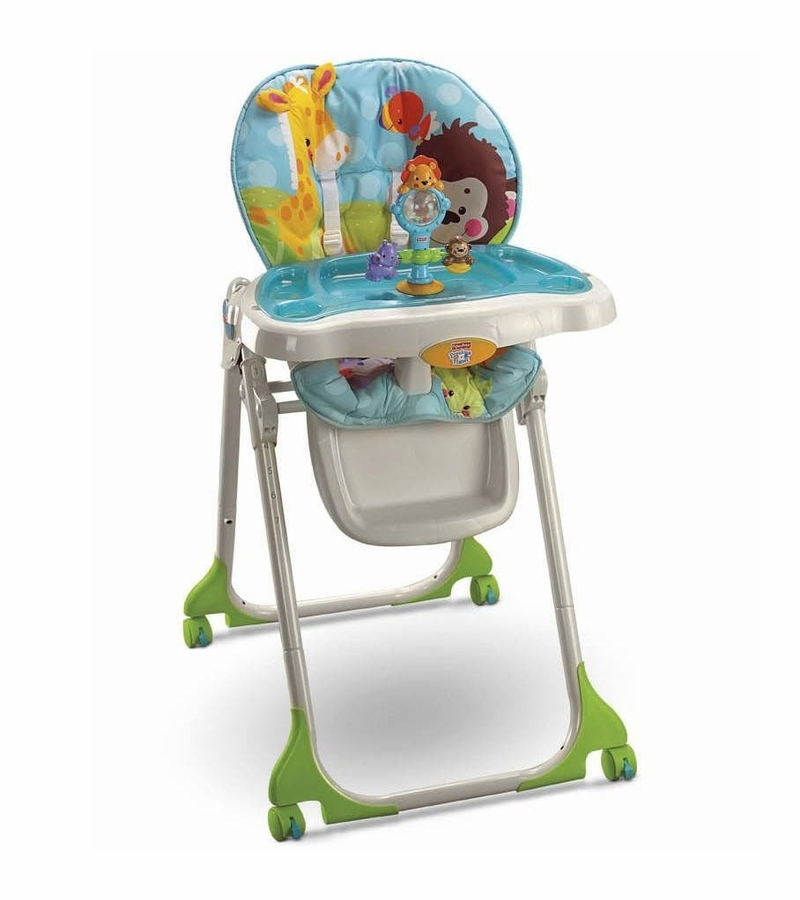 fisher price precious planet high chair replacement cover 2