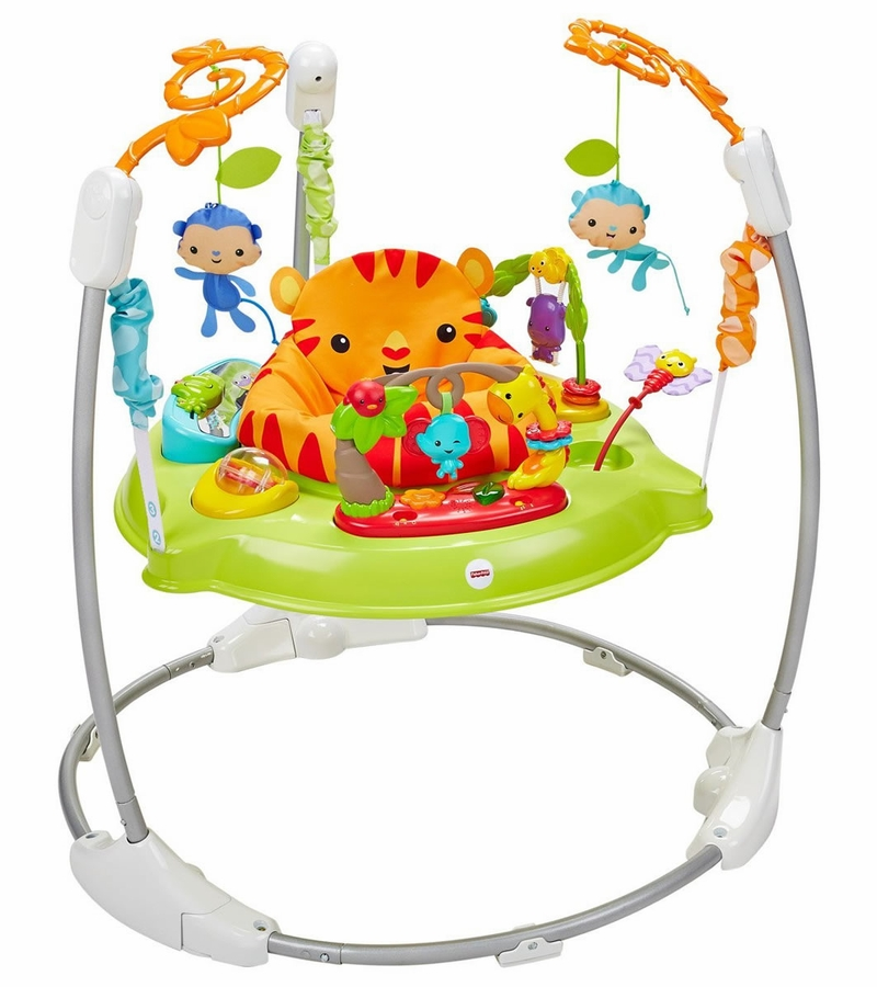Fisher Price Rainforest Jumperoo Baby Jumper Toy Html