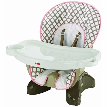 Fisher-Price SpaceSaver High Chair - Clouds