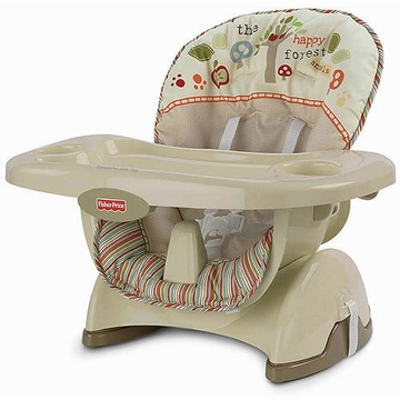 Fisher-Price SpaceSaver High Chair - Woodsy Friends