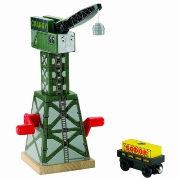 Fisher-Price Thomas & Friends Cranky the Crane