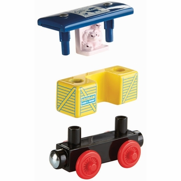 Fisher-Price Thomas & Friends Creative Crossing Peg & Stack