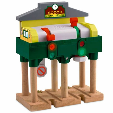 Fisher-Price Thomas & Friends Deluxe Over-the-Track Signal