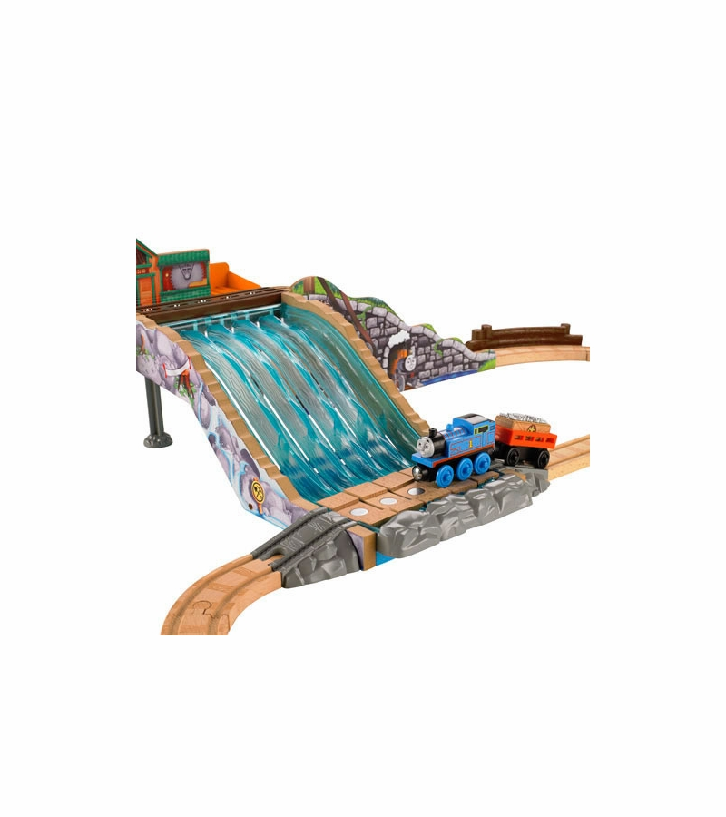 Fisher-Price Thomas & Friends Log River Jam Train Set