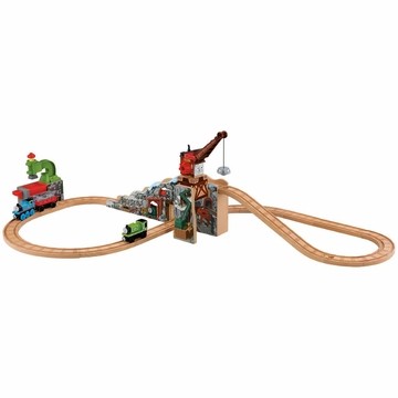 Fisher-Price Thomas & Friends Merrick and the Rock Crusher