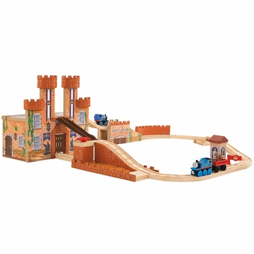 Fisher-Price Thomas & Friends Series King of the Railway Deluxe Set